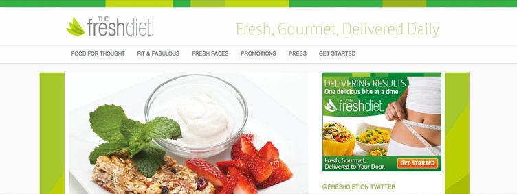 Blog - The Fresh Diet